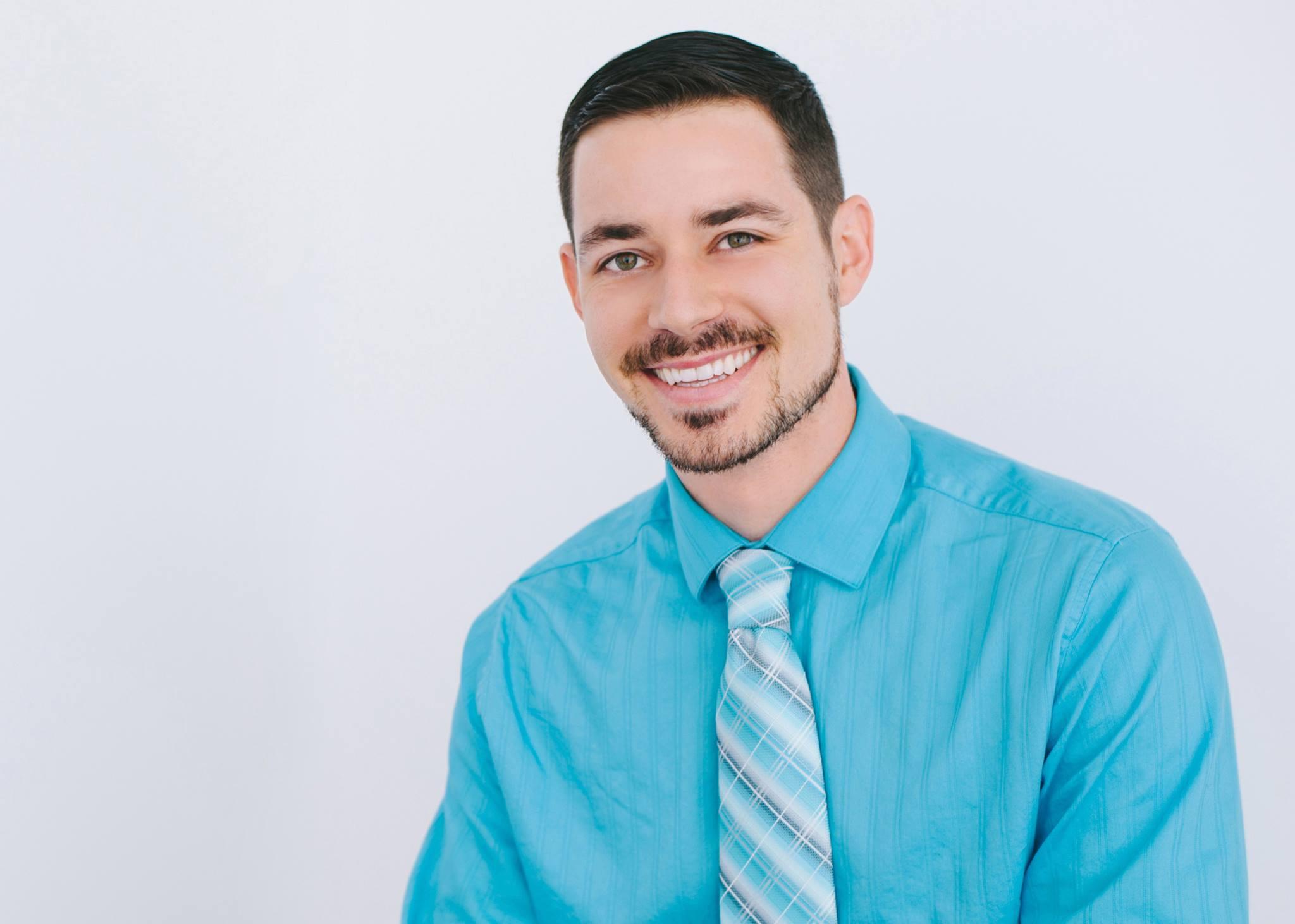 Meet Dr. Ryan T. Johnson